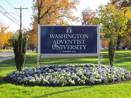WAU Sign