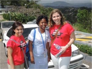 jamaican nursing student