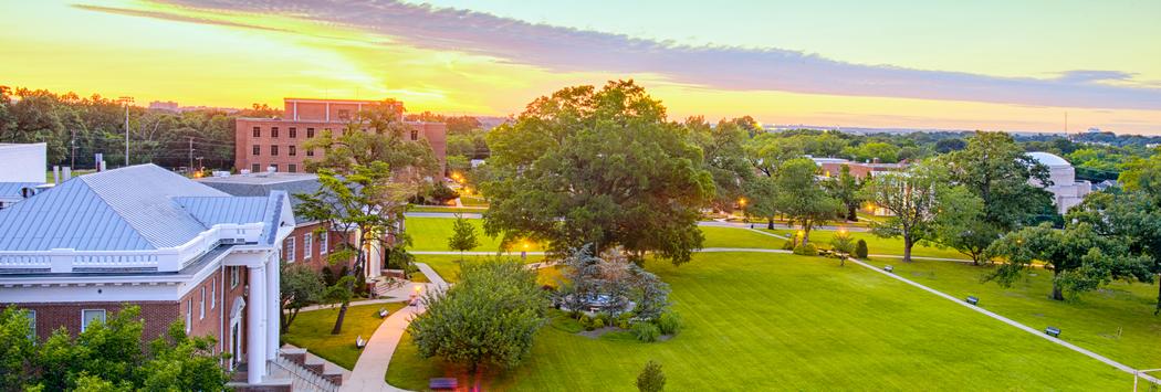 WAU campus imagee