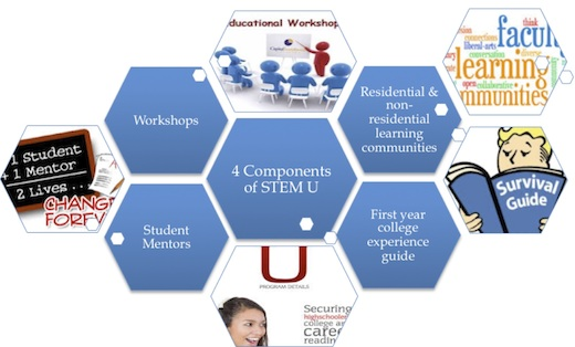 STEM-U components