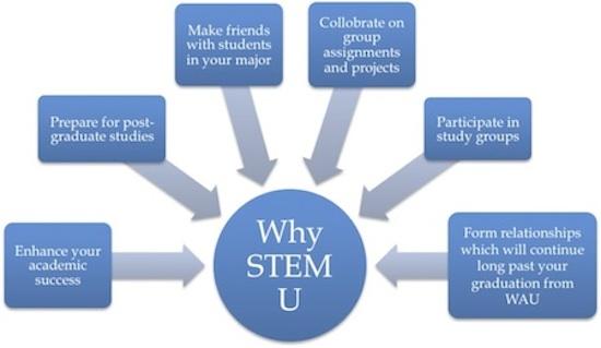 Why STEM U?