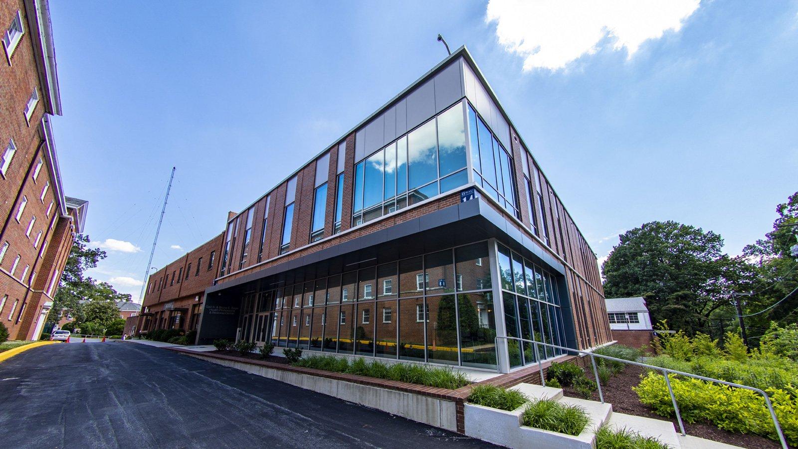 WAU Health and Wellness Building