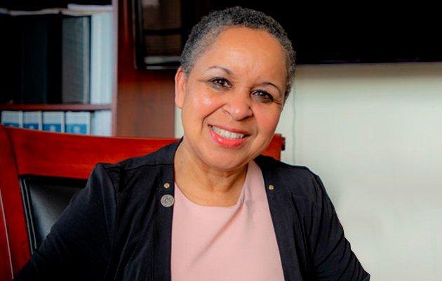 WAU Provost, Dr. Cheryl Kisunzu