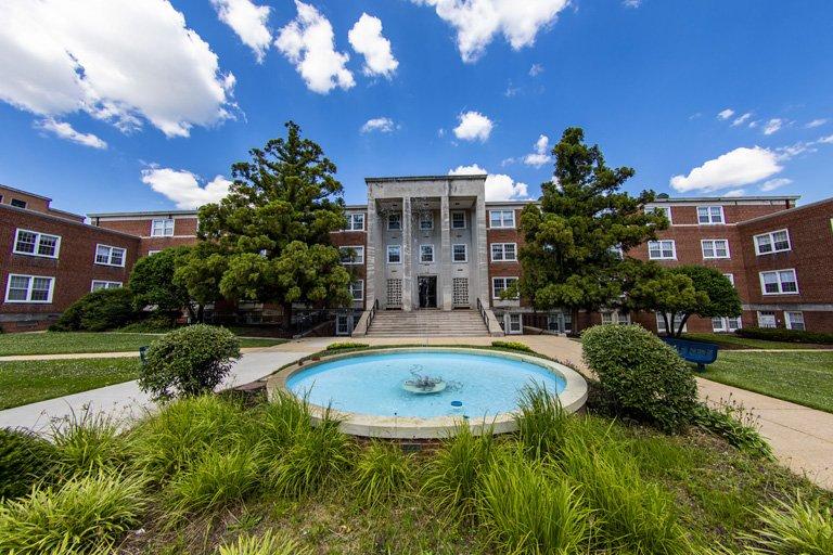 WAU Student Residence Hall