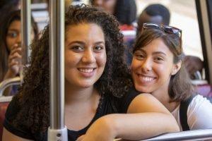 WAU Students on a Field Trip
