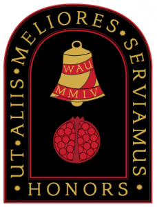 WAU Honors Seal