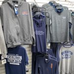 Apparel at the Bookstore