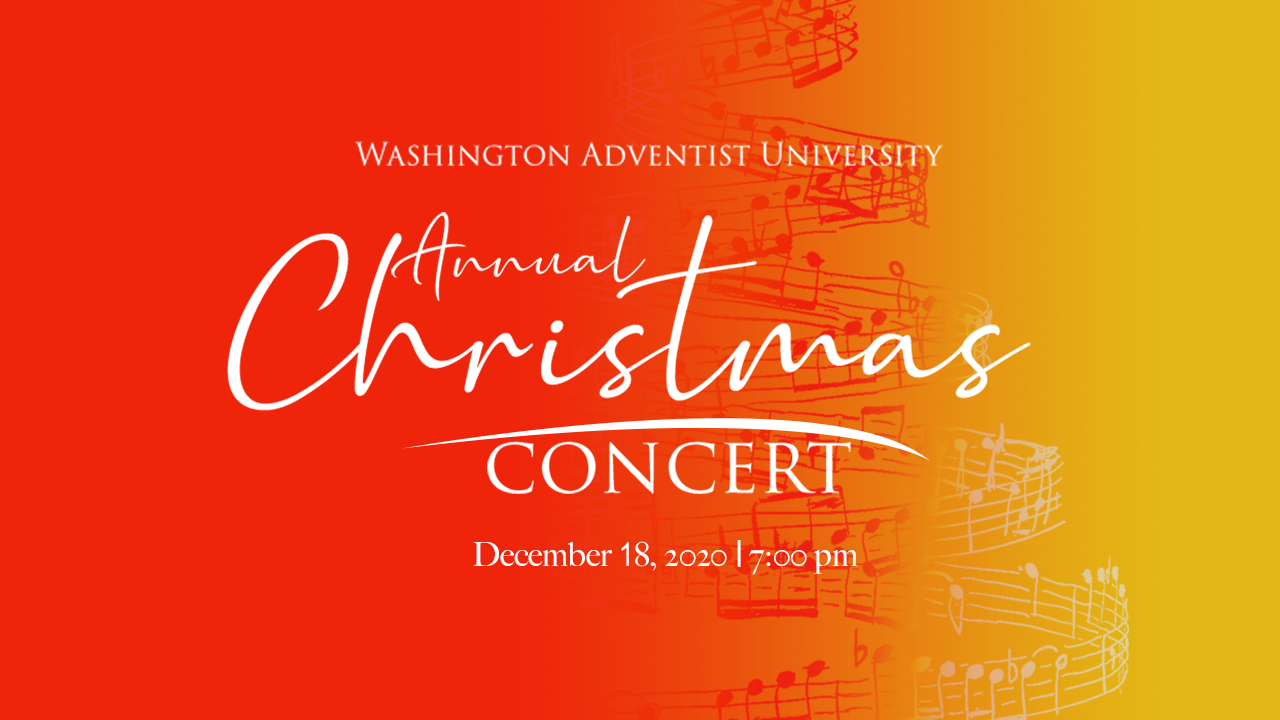 Just In Case You Missed It: WAU Christmas Concert
