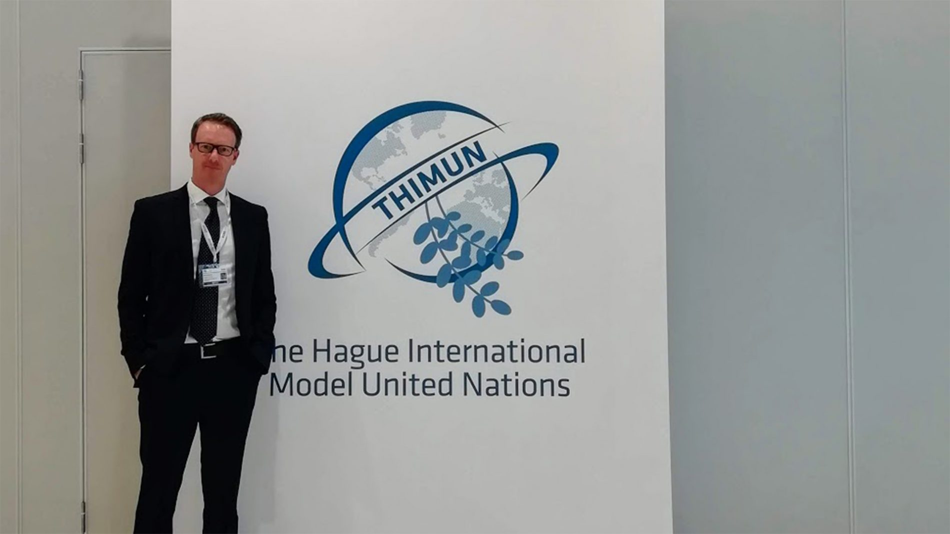 Columbia Union Academies Participate in The Hague International Model United Nations