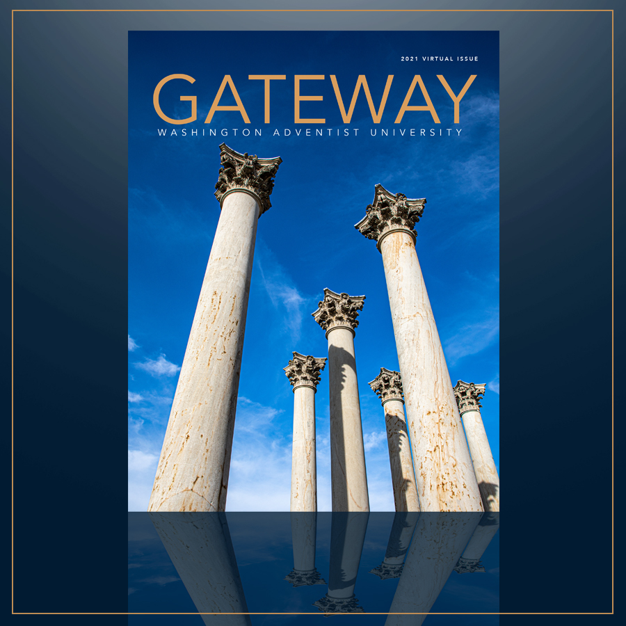 Gateway Spring 2021 Graphic