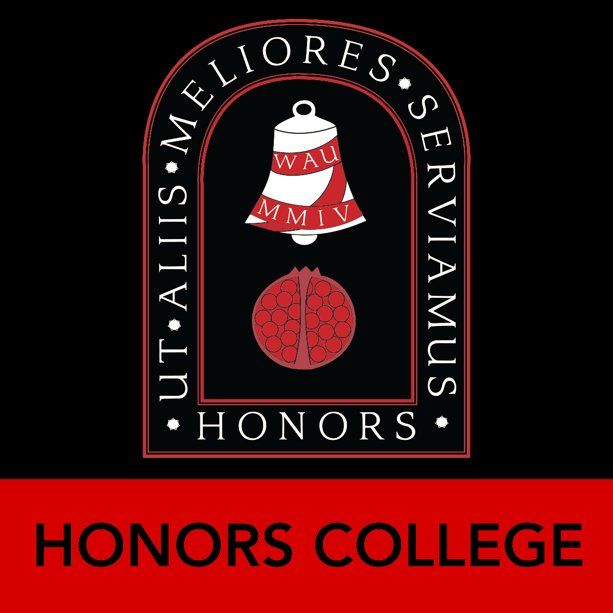 Honors College ICON BADGE