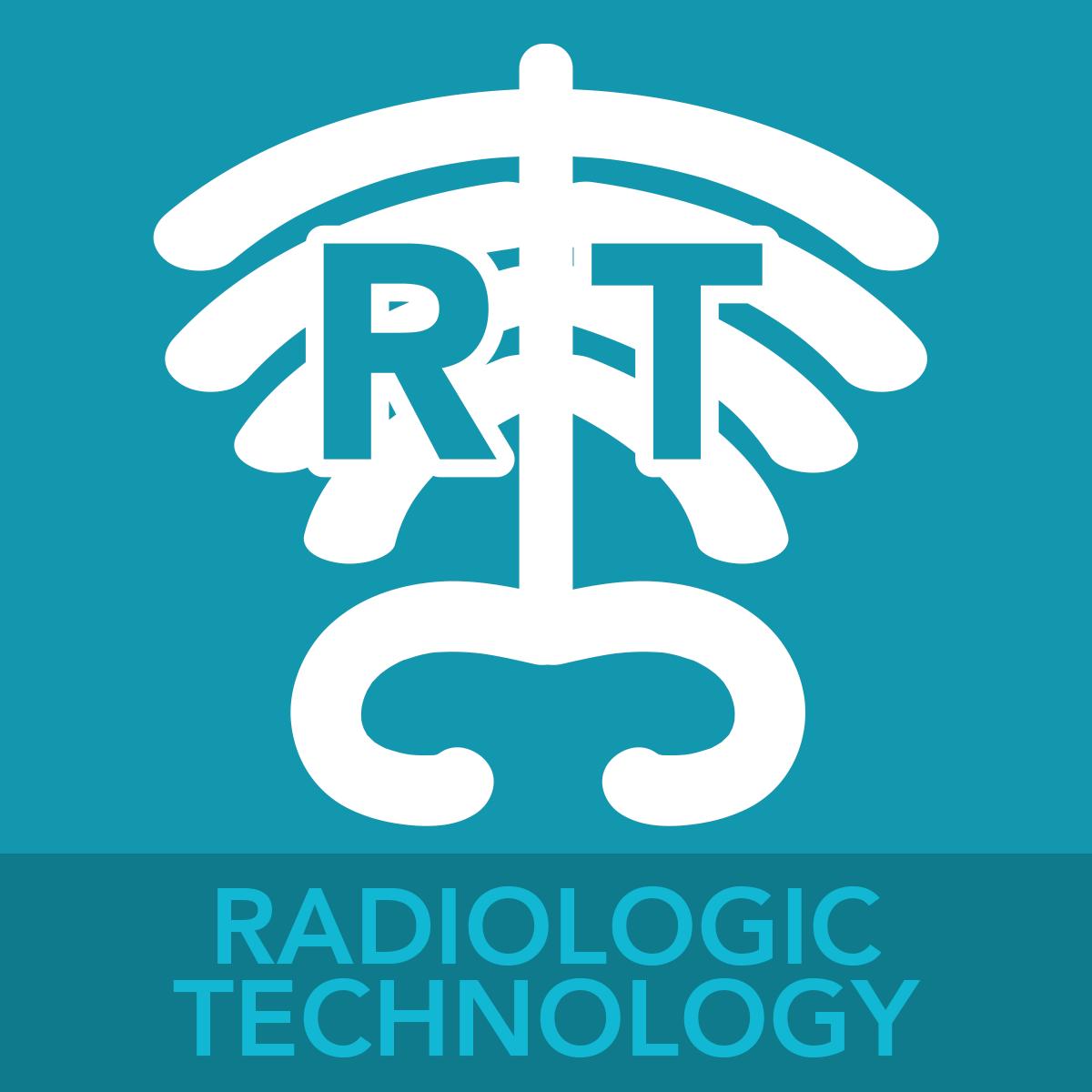 RADIOLOGIC TECHNOLOGY ICON BUTTON