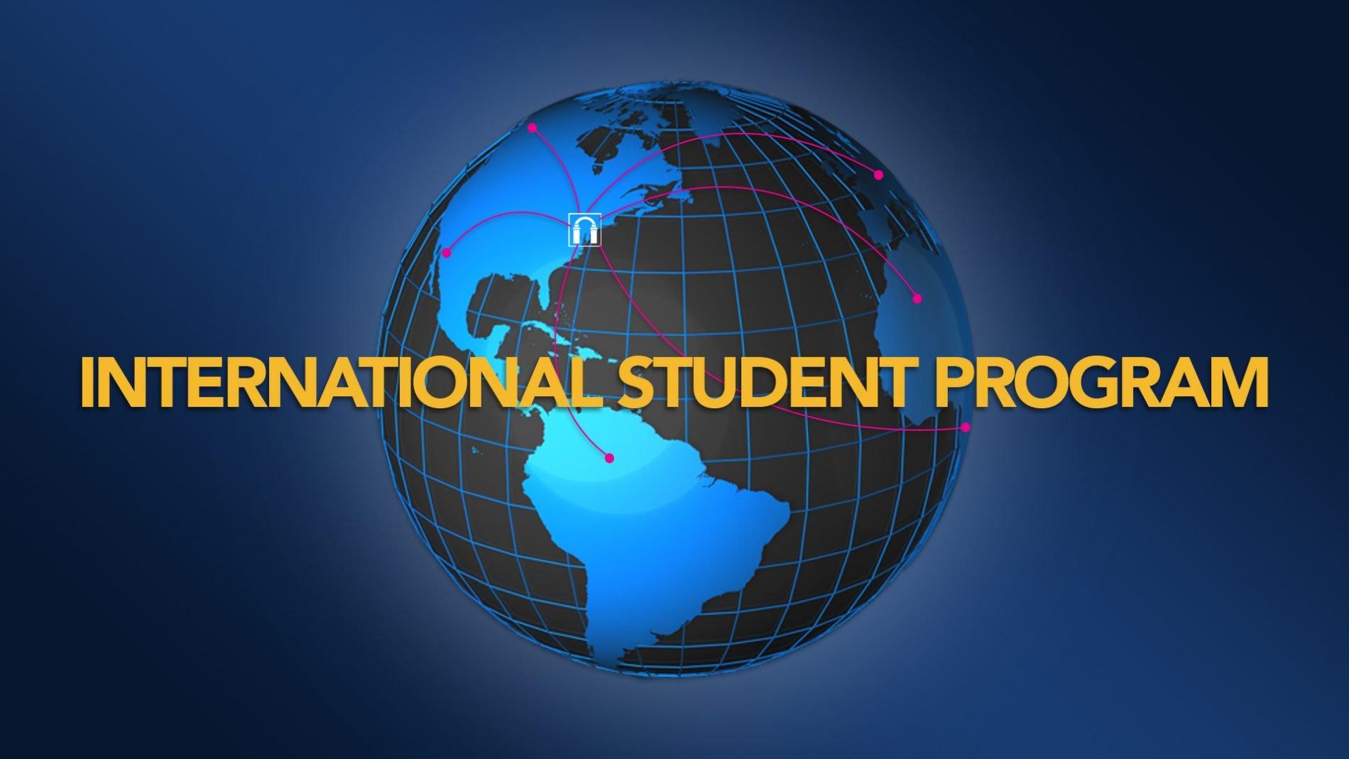 Ready for You! International Student Program