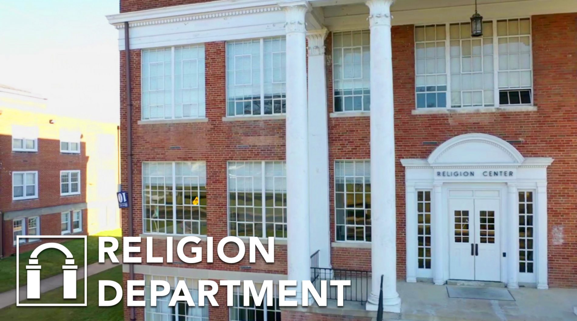 Ready for You! Religion Department