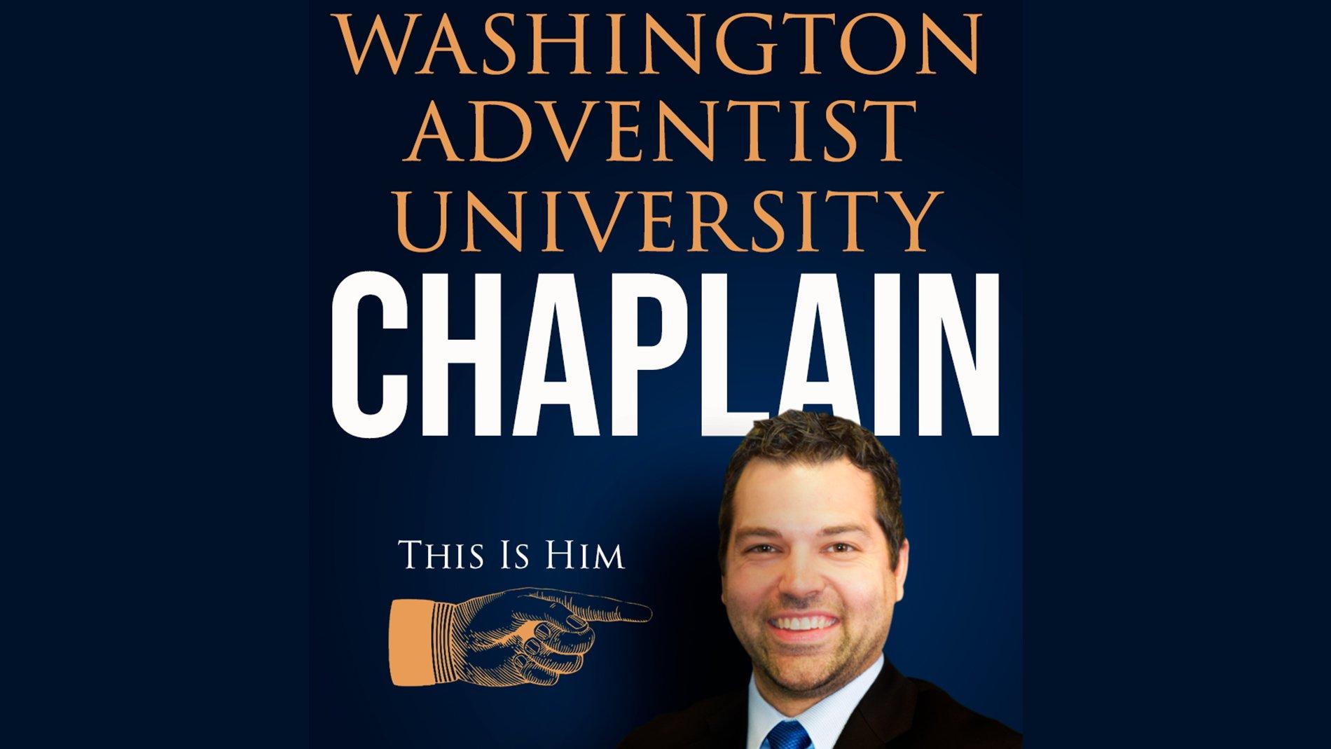 Introducing WAU's New Chaplain: Jason R. Dietz