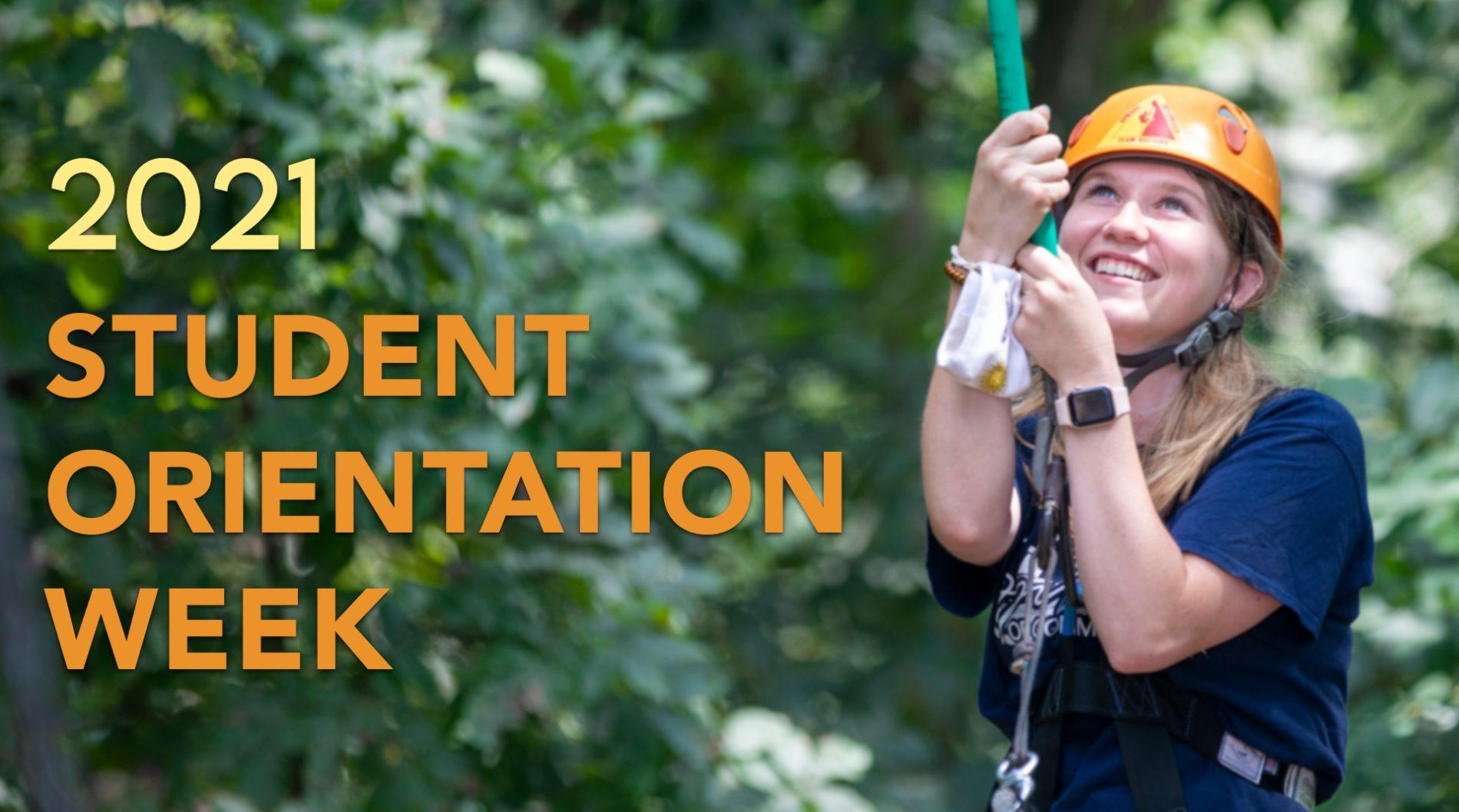 2021 Student Orientation Week
