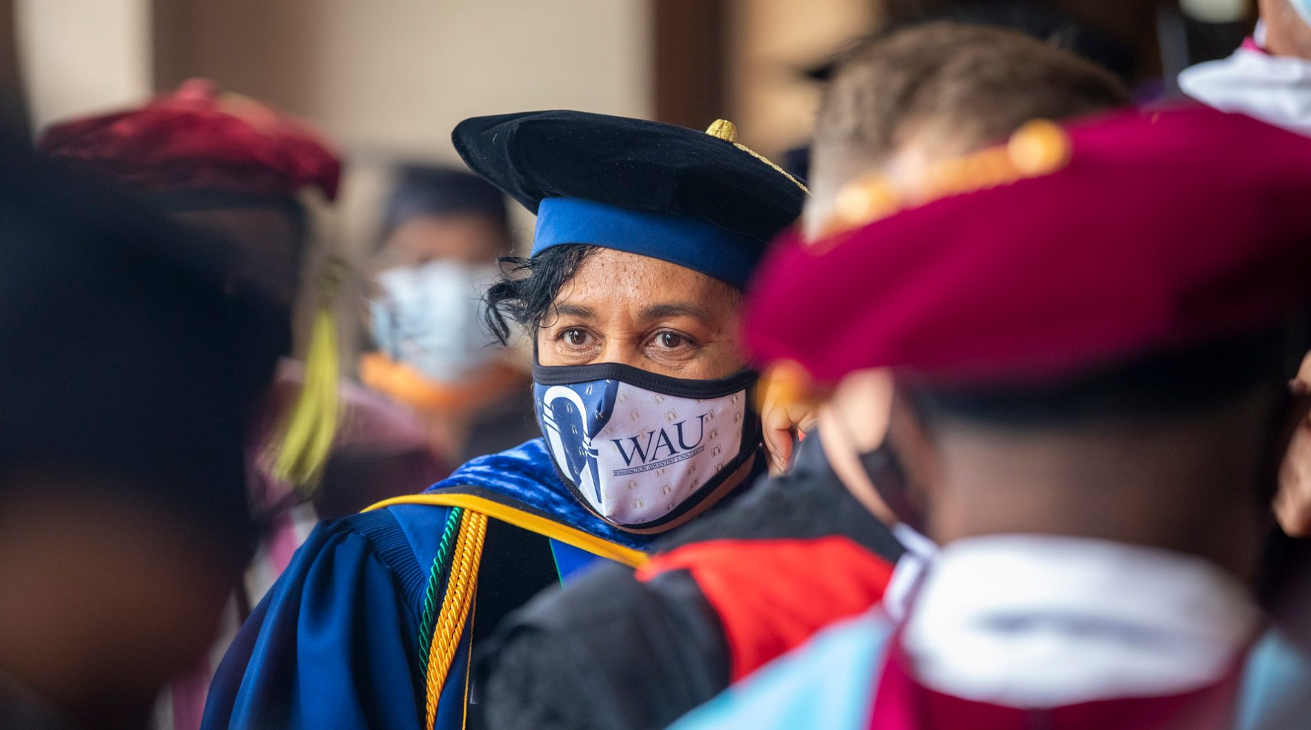 Fall 2021 Opening Convocation