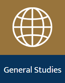 A description of the library's online databases for general and multidisciplinary studies.