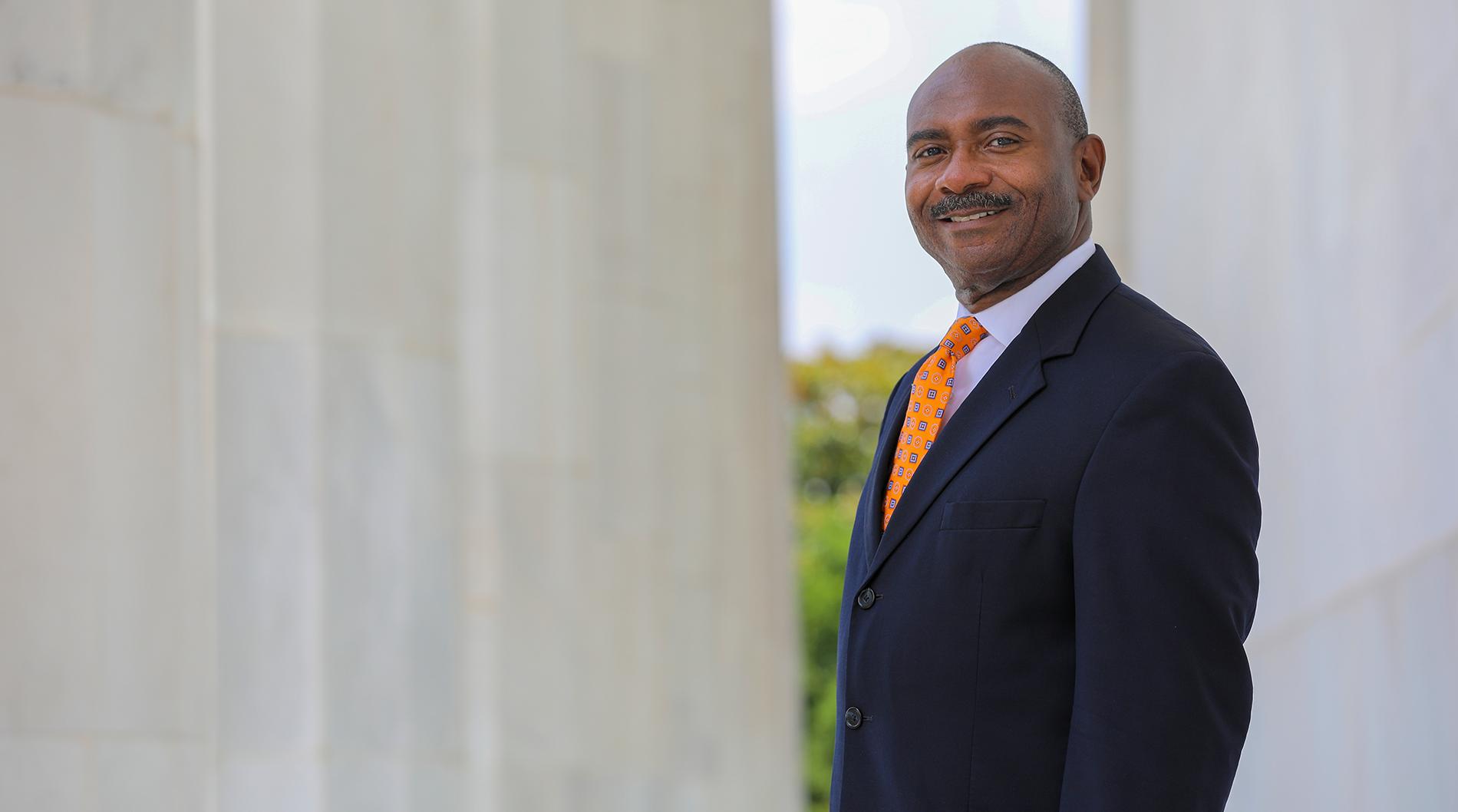 VP Johnson Begins Tenure as President of CAS
