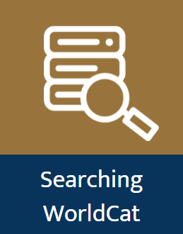 A guide to using WorldCat Discovery to search for library resources.